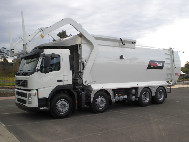 Wastech adds Tieman Tail Lifts to acquisition