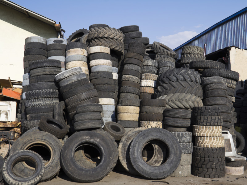 TSA Approves Waste Tyres Audit Process