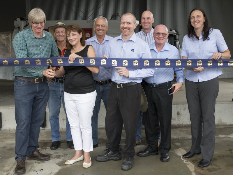Official Opening Of Magnetic Island Transfer Station