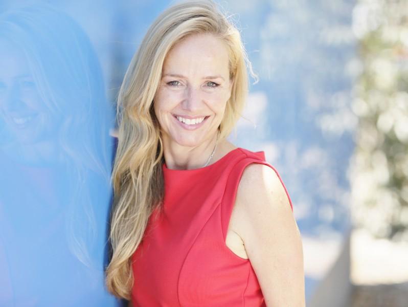Nadia Krienke-Becker of Cardia Bioplastics and the Australian Bioplastics Association
