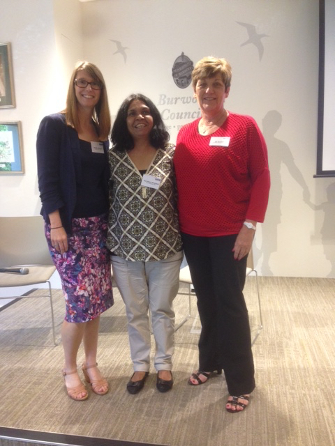 WMAA Women of Waste event
