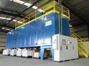 PGM Refiners BluBox Plant