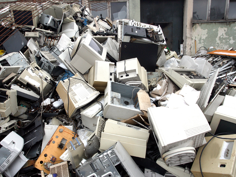 Australia is falling behind on e-waste management: UNSW study
