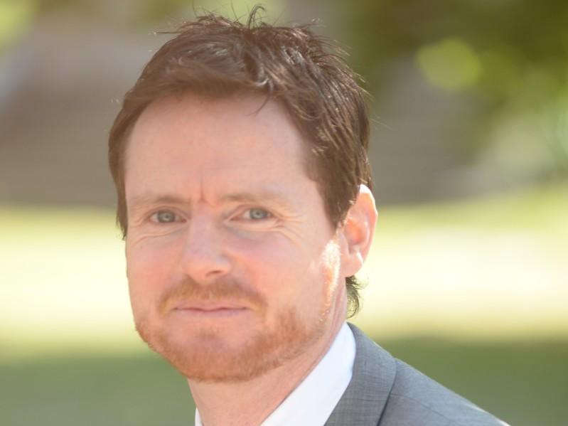 Tyre Stewardship Australia's Market Development Manager Liam O'Keefe
