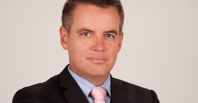 Australian Council of Recycling CEO Grant Musgrove