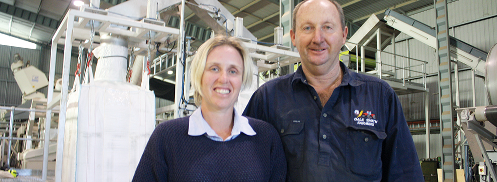 Australian Recycled Plastics: equipping a specialist facility