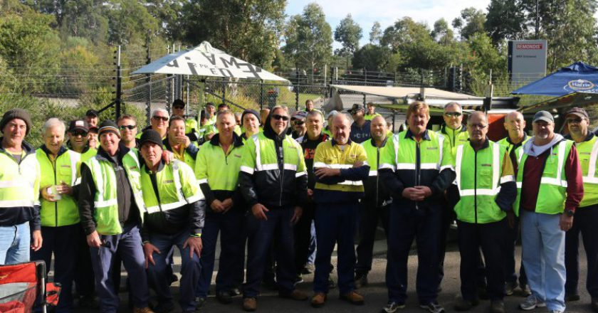 Central Coast Council waste operators taking industrial action on 2 June