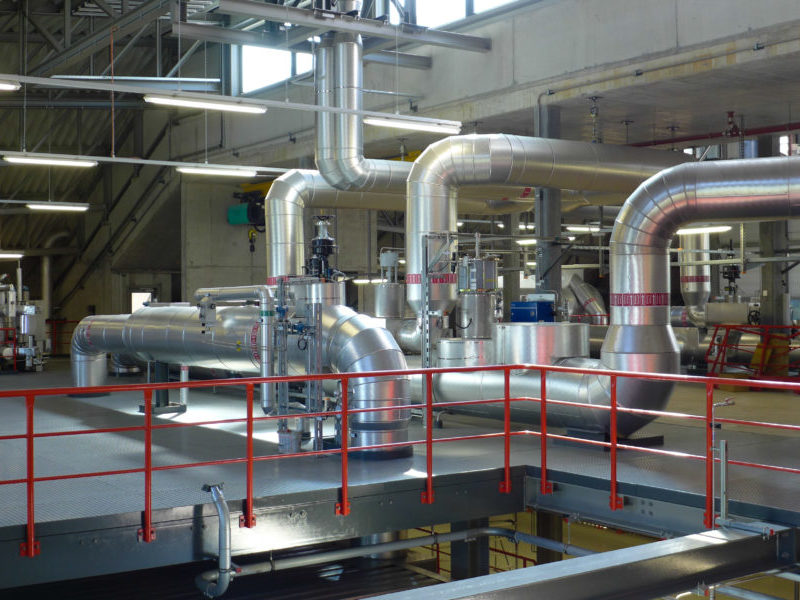 HZI energy from waste technology at Renergia EfW plant