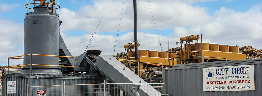 City Circle Waste Timber Gasification Plant, Brooklyn, VIC