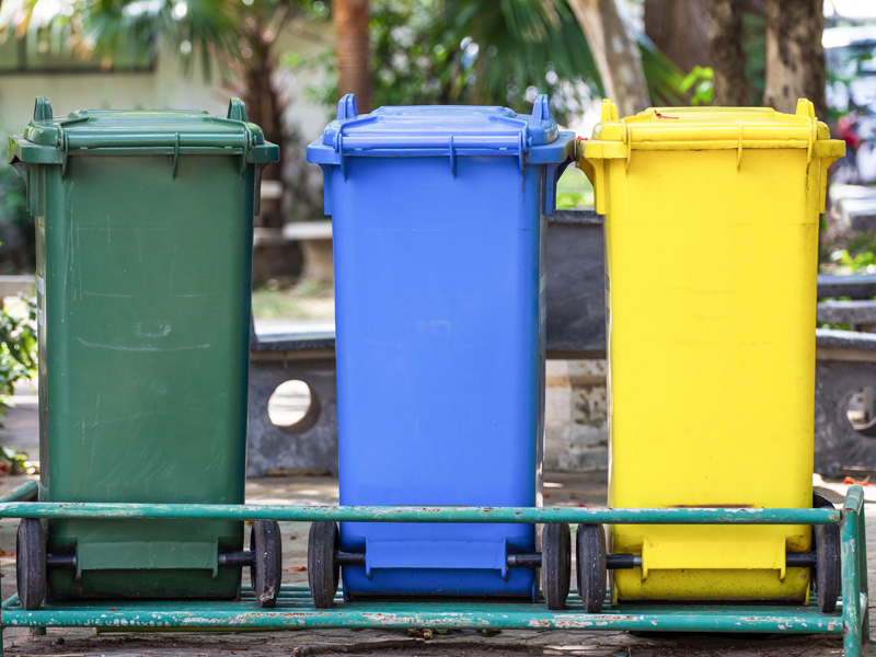 Encouraging recycling of organics and general recyclables is key to Waste Less, Recycle More