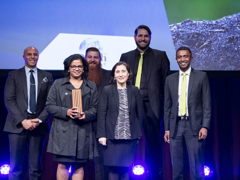 Waste reduction projects clean up at VIC Sustainability Awards