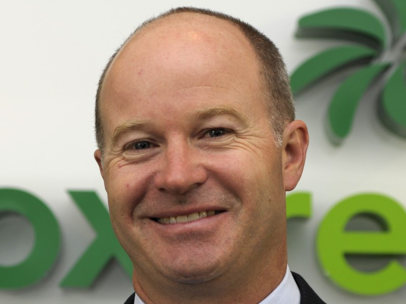 Steve Gostlow, Managing Director, Toxfree