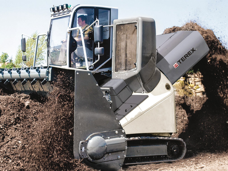 Terex TWT 500 from MWS Environmental
