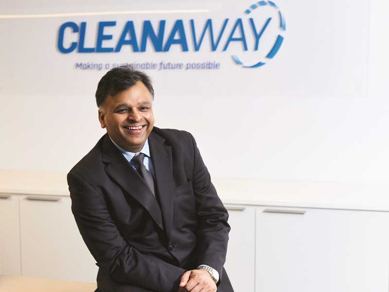 Vik Bansal, Clenaaway's CEO, talks about NWRIC