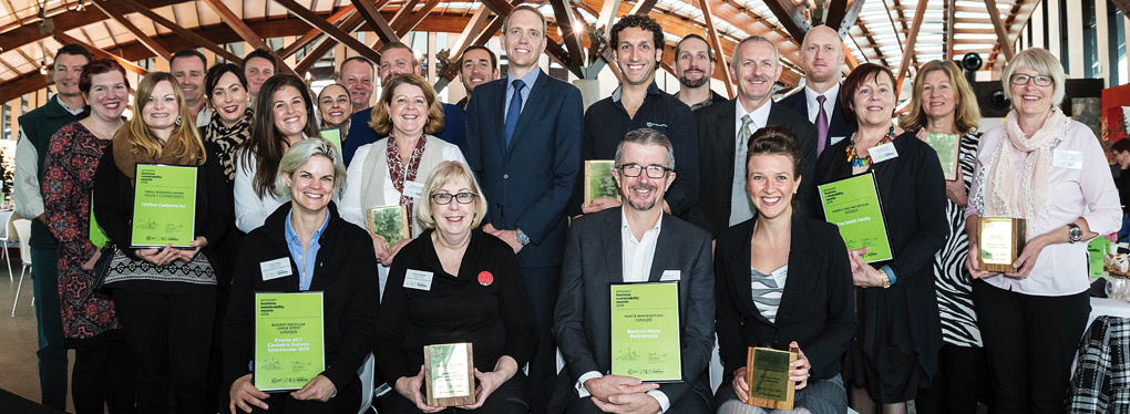ACT's smart program boosts business recycling
