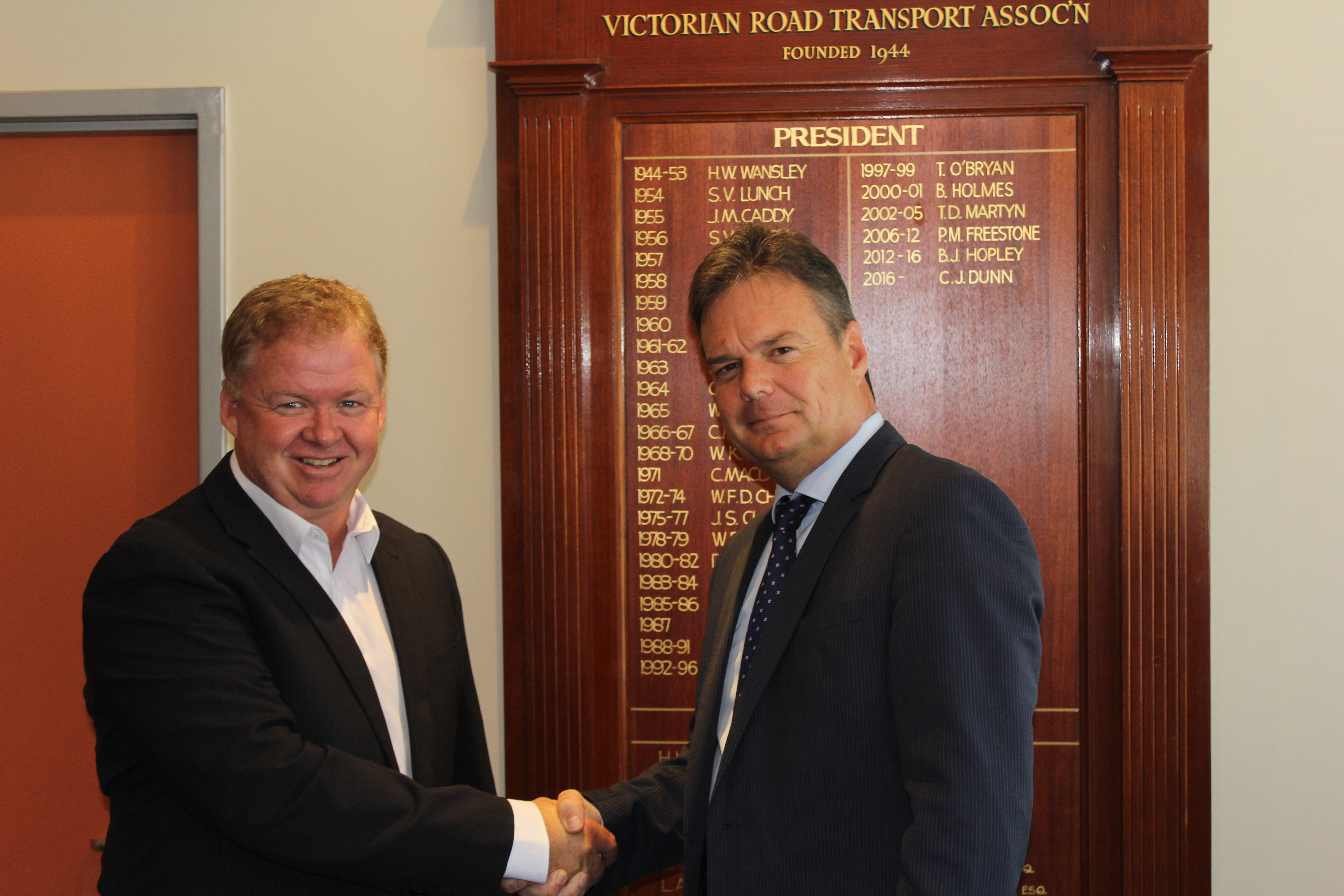 Victorian Waste Management Association elects new president