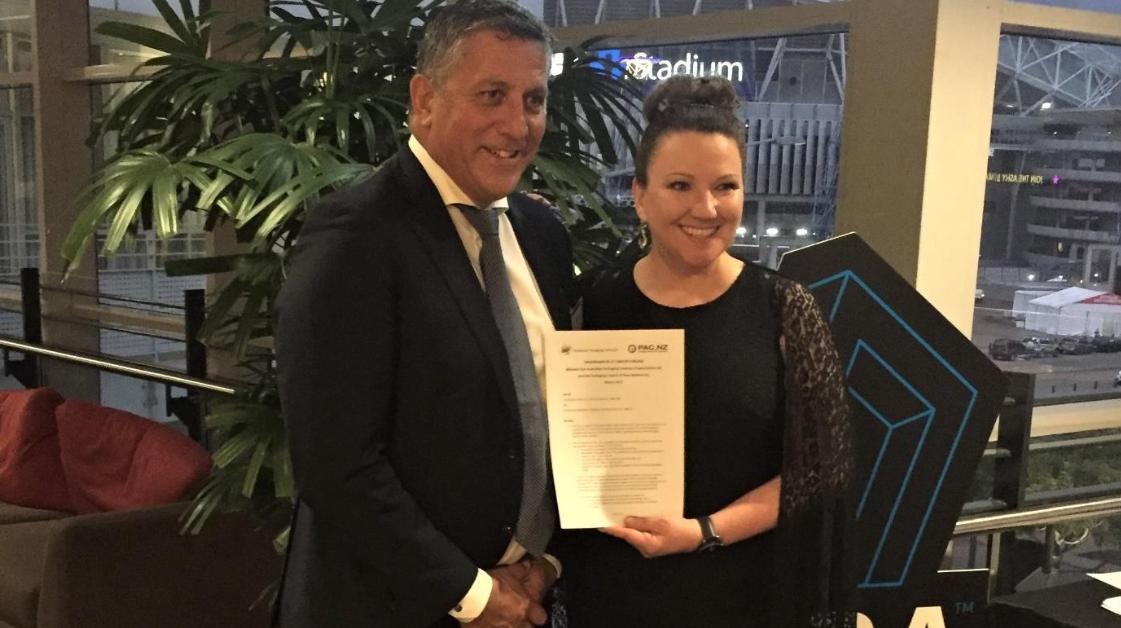 Australian Packaging Covenant announces agreement