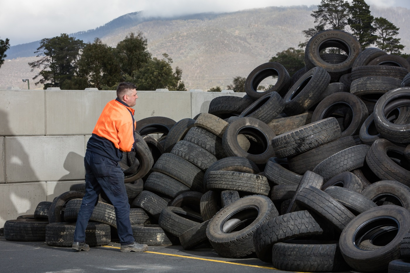 Tyre recycling on a growth trajectory
