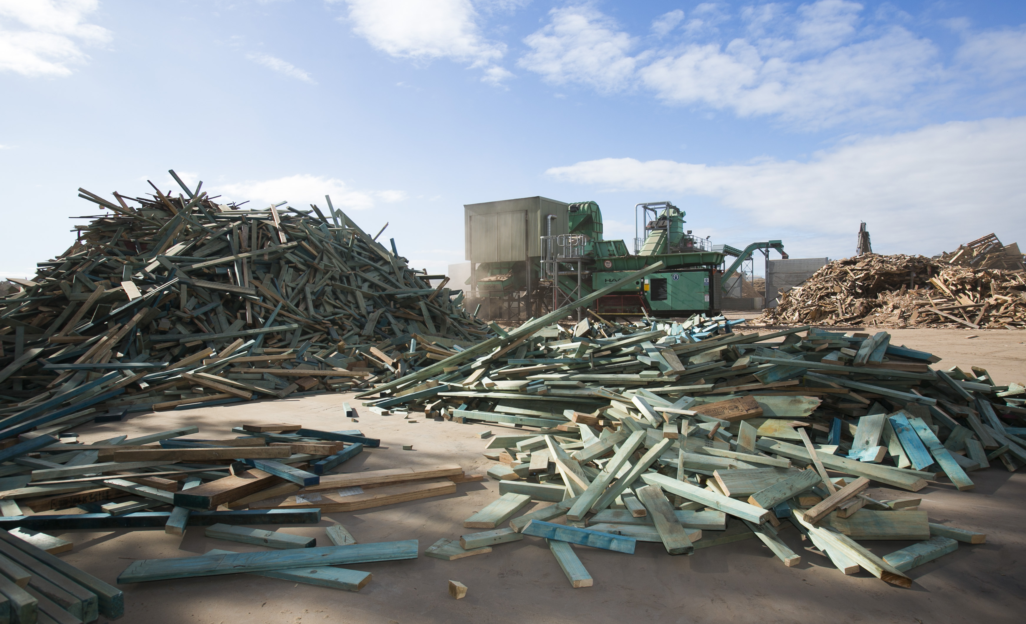 Western Australia's timber recycling plan
