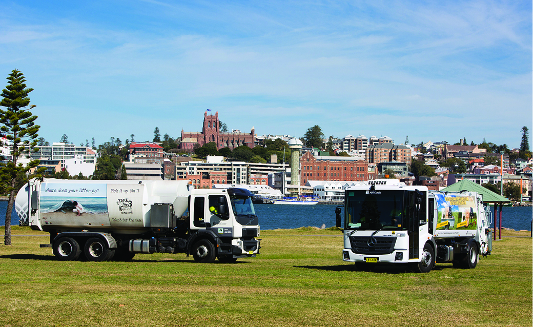 Newcastle City Council's agile waste policies