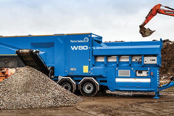 Terra Select W80 Windsifter