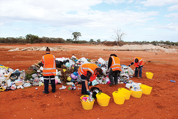 JustWaste Consulting on the feasibility of future waste projects