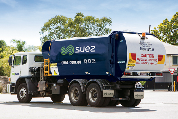 SUEZ to provide resource recovery for the Northern Beaches Council