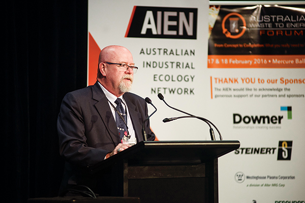 Building the case: Australian Waste to Energy Forum