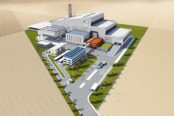 "Hitachi Zosen Inova to build ""world's largest EfW plant"""