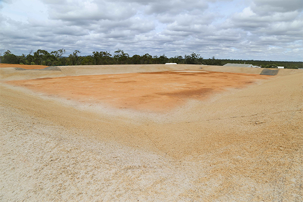 Moranbah Resource Recovery Centre finished in Queensland