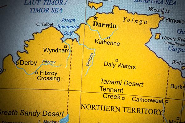 Green waste bin rollout for Darwin following Cyclone Marcus