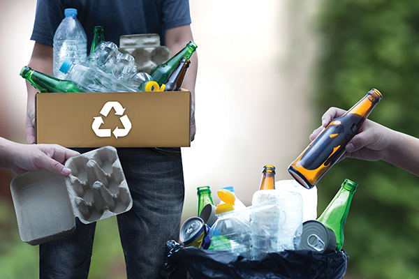 Government inquiry discusses recycling incentives