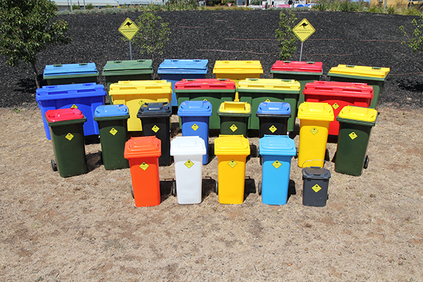 Mobile Bins Australia supply high quality bins to industry