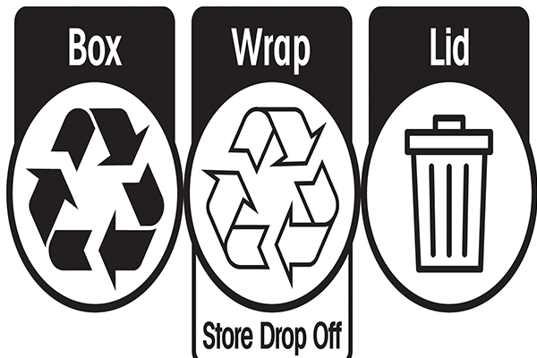 APCO's packaging recycling label program