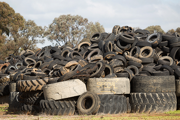 ACCC re-authorises Tyre Stewardship Scheme