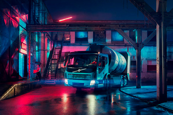 Volvo release FE Electric garbage trucks