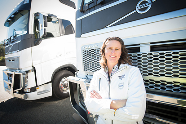 Volvo backs new program for women drivers