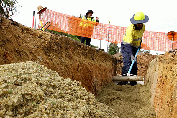 Lake Macquarie City Council push to swap sand with recycled glass