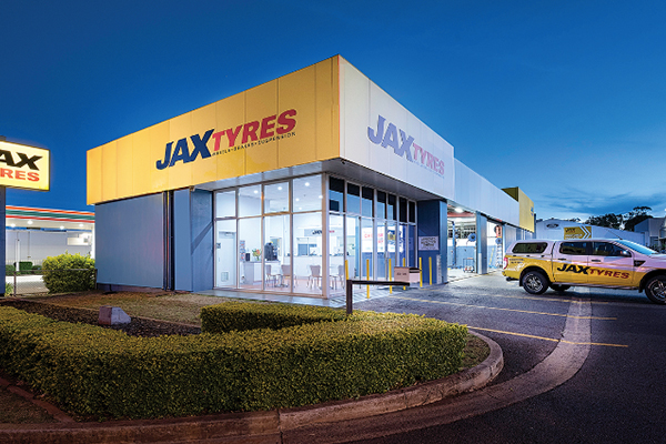 JAX Tyres commits to TSA Accreditation