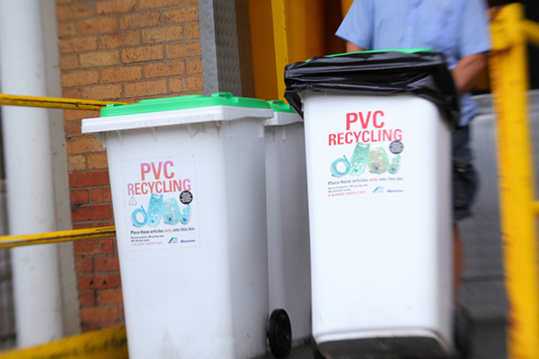 PVC Recycling in Hospitals scheme to reach 150 hospitals by end of 2018