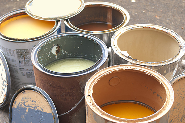 Monash Council top collector of unwanted paint for Paintback