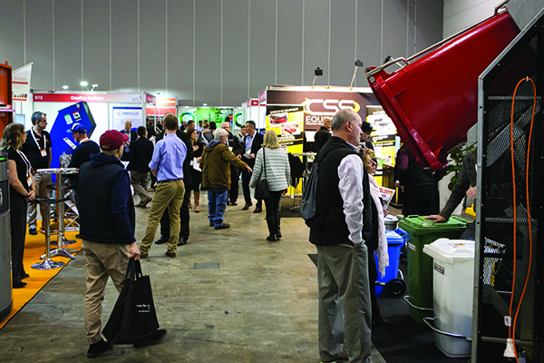 Australasian Waste & Recycling Expo connects captains of industry