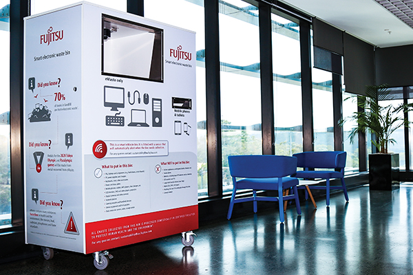 Making e-waste circular with Fujitsu