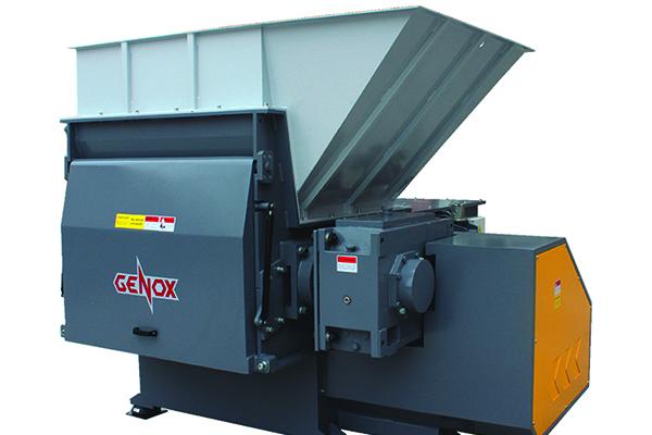 Genox Vision Series Single Shaft shredders