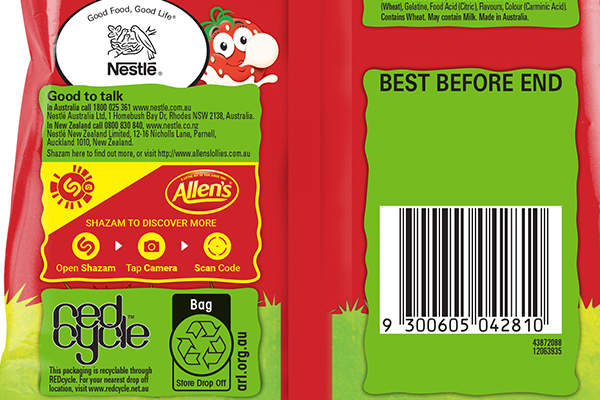 Nestlé to implement Australasian Recycling Label by 2020