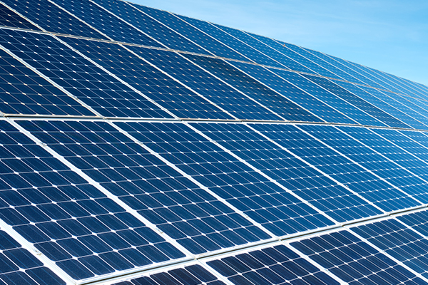 Research for a national product stewardship program for photovoltaic systems, which include solar panels, is underway.