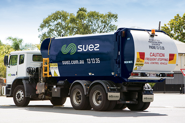 SUEZ provides $165,000 for sustainability projects