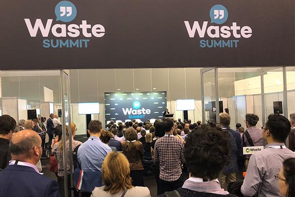 Collaboration resonates at Waste Expo Australia