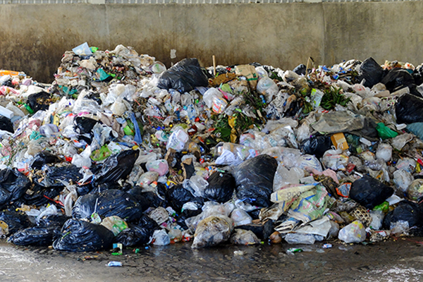 Recycling company issued notice to stop accepting materials