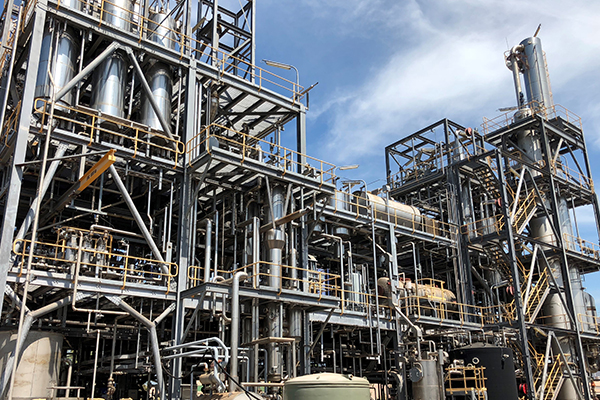 Global Resource Recovery's coolant and glycol recycling